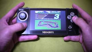 SNES Games Play on Neo Geo X