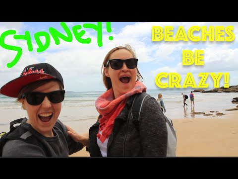 SYDNEY: Beaches Be Crazy (ft. Mamrie Hart & Troye Sivan!)