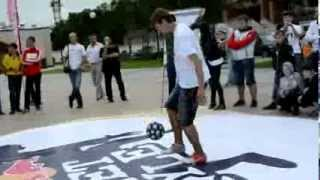 Red Bull Street Style 2012 Vladivostok Freestyle Football #5