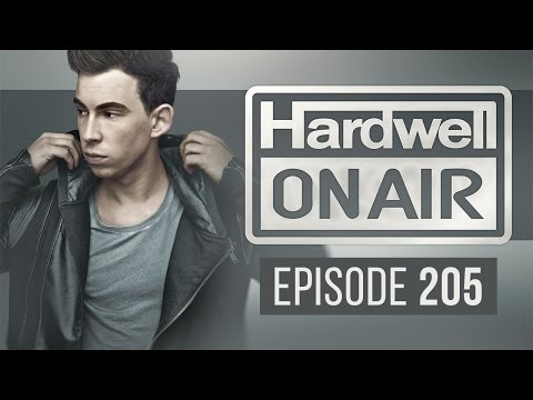 Hardwell On Air 205 video