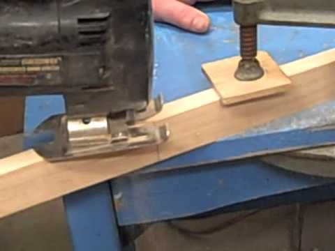 CBG Scarf Joint Neck Technique