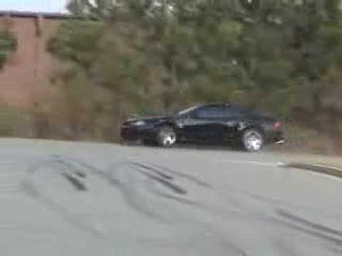 SuperCharged Mustang Cobra Donuts 517hp