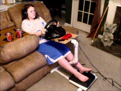 Ultimate Custom Racing Wheel Stand Youtube
