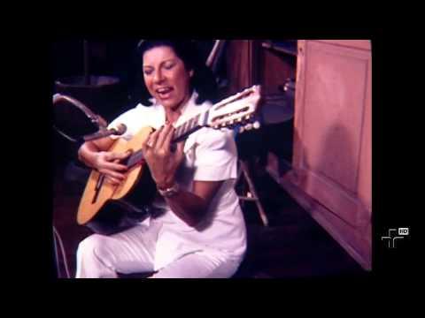 Pesquisa do folclore musical brasileiro: o lado pesquisadora de Inezita Barroso