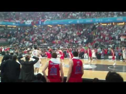 Last shoot Printezis Euroleague Champion COMEBACK!