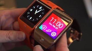 Primer vistazo: Samsung Gear 2 y Gear 2 Neo