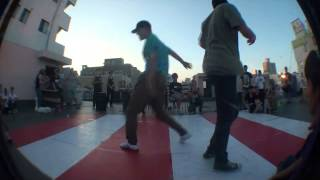 PRIDE OF BBOY VOL 2  4강 MADE vs Cobweb