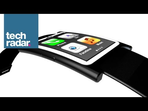 Apple Concept Video Apple Iwatch 3d Concept Render