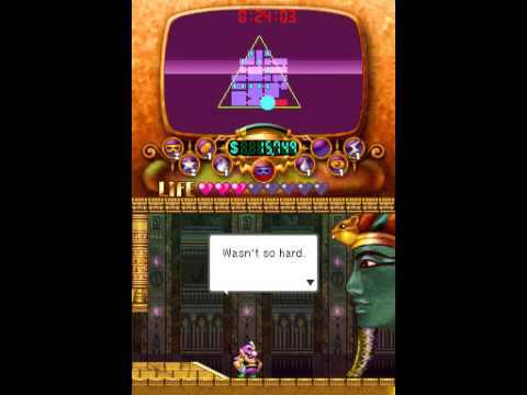 Nintendo DS Longplay [078] Wario - Master of Disguise