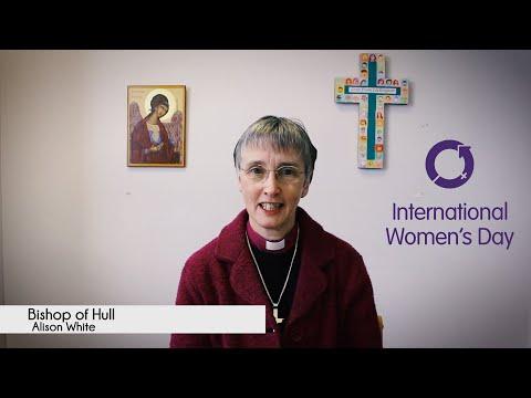 International Women's Day 2016 - Bishop of Hull Alison White (#IWD2016)