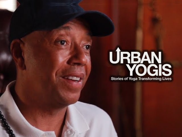 Yoga and Thriving at Business - Russell Simmons' Story | URBAN YOGIS