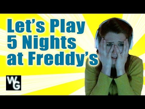 Let's Play Five Nights at Freddy's