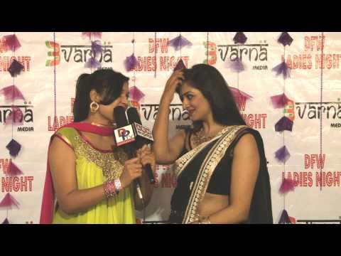 Telugu Actress Vimala Raman speaking to Desiplaza TV