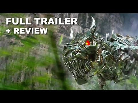 Transformers 4 Official Trailer + Trailer Review - Beyond The Trailer