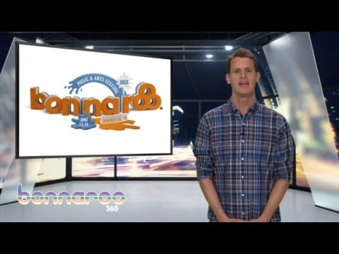 Daniel Tosh Announces 2013 Bonnaroo Lineup | Bonnaroo365
