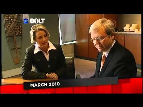 Kevin Rudd Snubs Premier