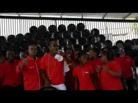 Republic Bank Exodus feat. Farmer Nappy - Puna Band