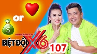 X6 SQUAD| #107| Dai Ngoc Tram wants to divorce with Hoang Meo because of 1,5 million VND