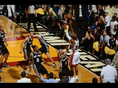 Top 10 Clutch Shots of 2013