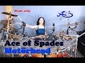 [New] Motörhead- Ace of Spades drum-only (cover by Ami Kim) (#58-2)