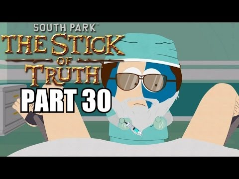 South Park: The Stick Of Truth - Abortion Clinic - Walkthrough Part 30 - Uncensored PC Review