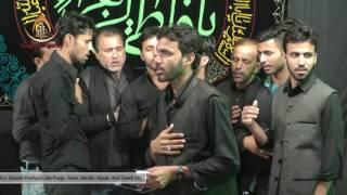 Anjuman-e-Zeenatul Aza , Alampur 01 l Yade Shaheedane Karbala l Jafariya Squad, Lucknow l 2016-17