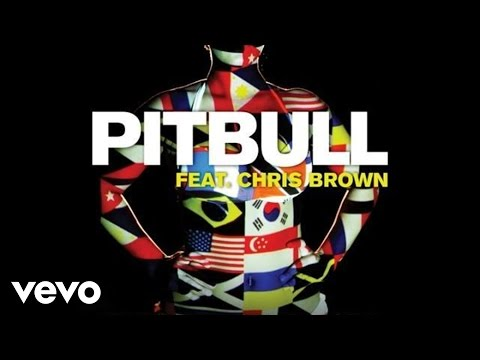 Pitbull - International Love (audio) Ft. Chris Brown video