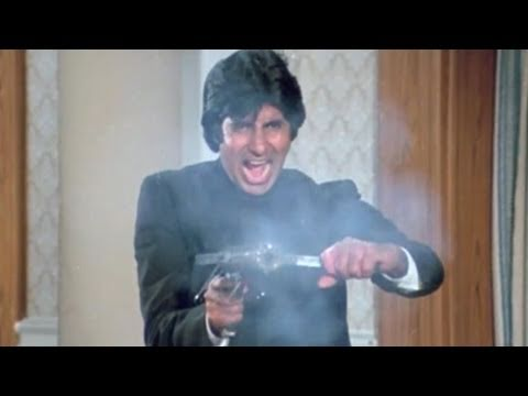 Amitabh Bachchan Kadar Khan Inquilaab - Scene 2021