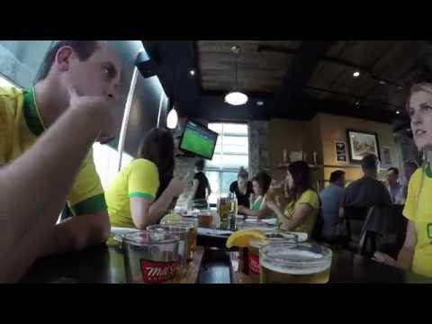 FIFA World Cup 2014 - Brazil vs Germany - Semi Final Timelapse