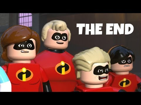 LEGO The Incredibles - THE FINAL SHOWDOWN! - THE END [Playstation 4 Gameplay]