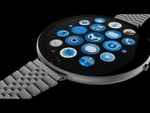 Apple Concepts 2015 Apple Watch 2 Concept New Look