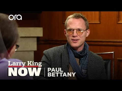 Paul Bettany And Jennifer Connelly Got Engaged Without Even Dating | Larry King Now | Ora.TV