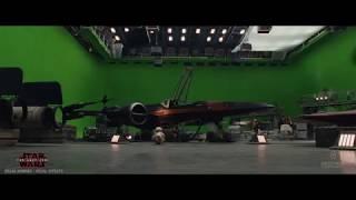 Behind the Magic   Star Wars  The Last Jedi   Bombing Run