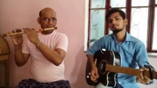 download lagu Tumhi Hi Ho,ashiqui 2, Jamming Flute And Guitar gratis