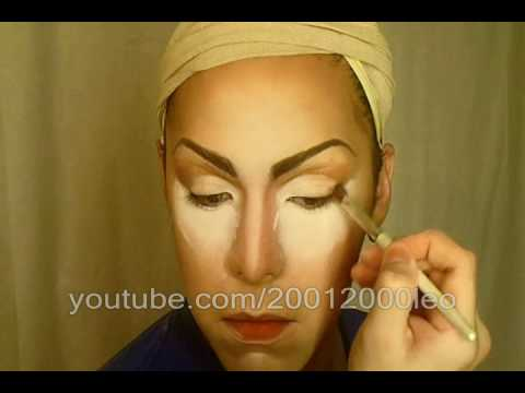 Drag Queen Makeup FAST Tutorial