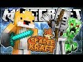 DANGEROUS DUNGEON DIVING! - Seapeekraft Modded Single Player Minecraft - Ep.2