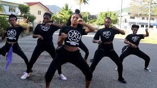 Skinny Fabulous Machel Montano Bunji Garlin Famalay Official Dance Audio U4u Dance Project