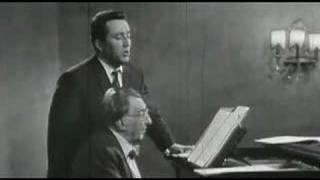 Fritz Wunderlich  Recital: Strauss Barcarole Op. 17 No. 6