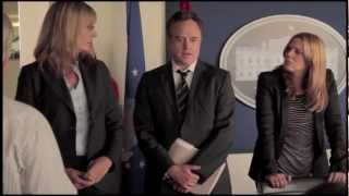 West Wing Reunion - Walk and Talk the Vote Bloopers - Bridget Mary McCormack