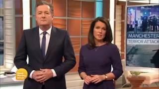 GMB 23rd May 2017 - Manchester Attacks