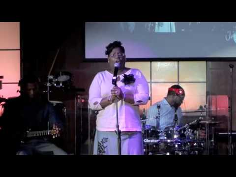 We Have the Victory – Mietta Stancil-Farrar – Jacksonville Gospel Live April 2014