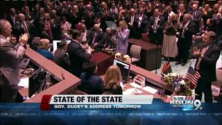 State opioid crisis and education funding expected topics, State of the State address
