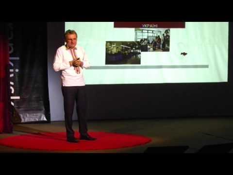 Як збудувати місто, в якому хочеться жити? Андрій Садовий at TEDxIvanoFrankivsk