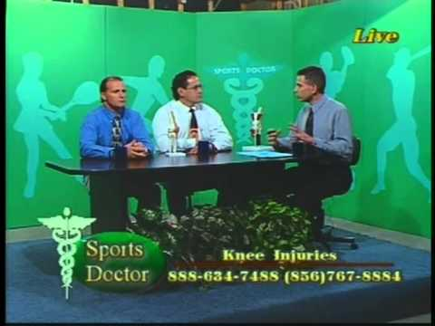 06/05/2003 Sports Doctor with Dr. Merrick Wetzler on Knee Injuries