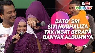 Download Lagu Dato' Sri Siti Nurhaliza dan Faizal Tahir kongsi perasaan dan ilmu sebagai juri Big Stage I MeleTOP Gratis STAFABAND