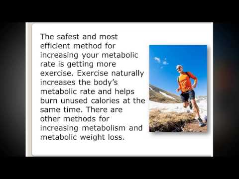 What Exactly Is Metabolic Weight Loss