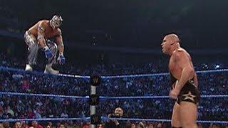 Rey Mysterio vs. Kurt Angle: SmackDown, March 31, 2006