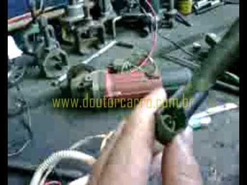 Dr CARRO - Dica sensor rpm 206 Clio Megane Scenic 307