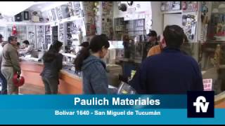 PAULICH MATERIALES