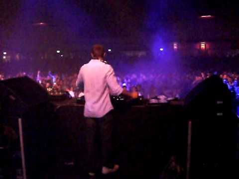 Alan Banks at Brixton Academy for Paul van Dyk's 10 Years of Vandit party part 1